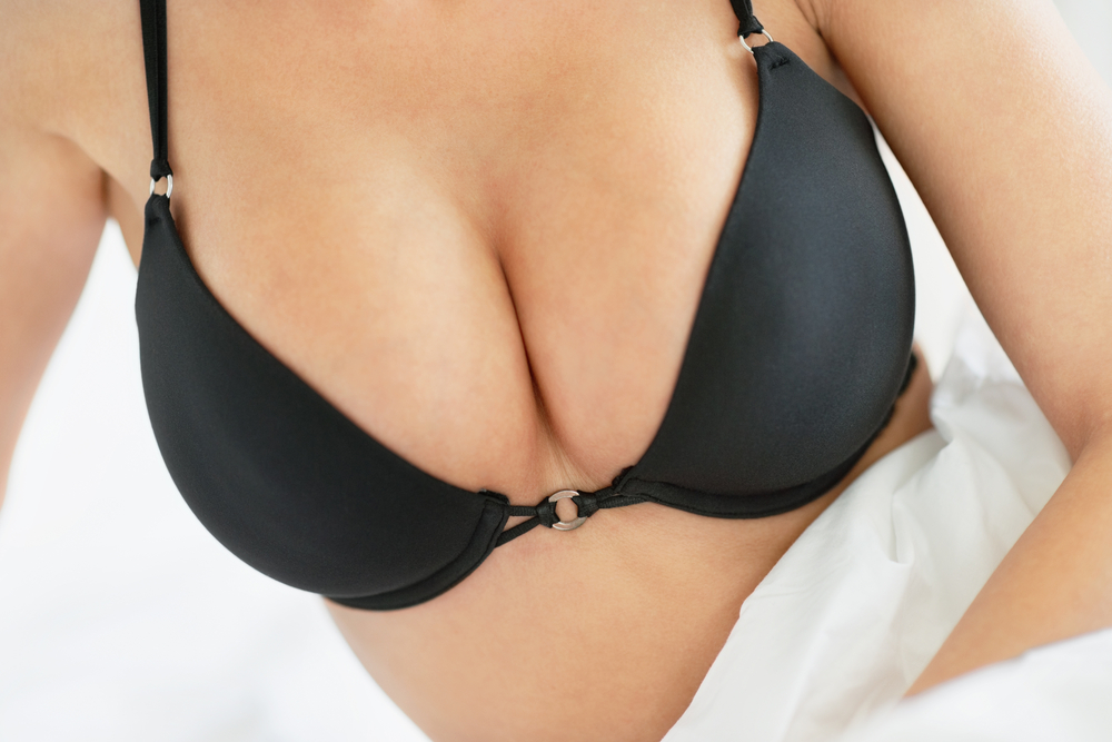 Natural boob enlargement