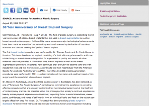 breast augmentation, breast implant, scottsdale az, plastic surgeon, plastic surgery