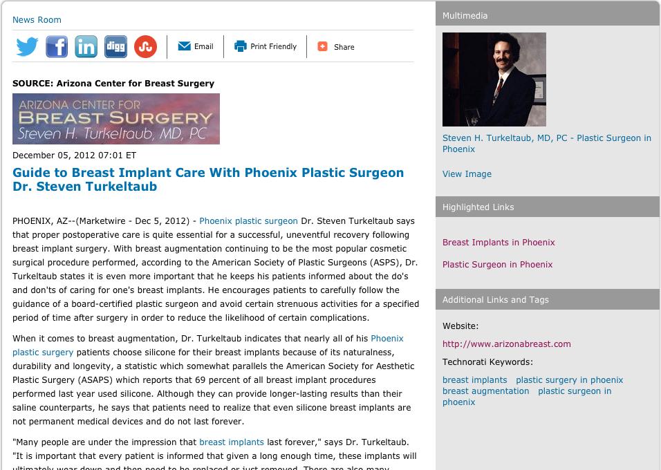 phoenix plastic surgeon, phoenix plastic surgery, breast implants, breast augmentation