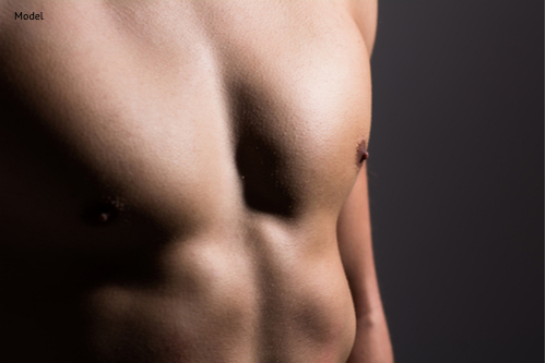 close up of a sporty chest. muscular chest-img-blog